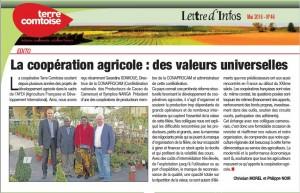rencontre franco-camerounaise sur la coopération agricole